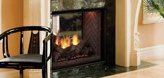 marquis see thru direct vent gas fireplace