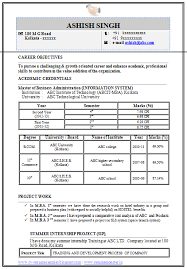 Resume Format For Download Stunning Resume Format Gujarat Download R Pinterest Word Doc