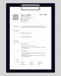 Good Resume Layout Mesmerizing Top 44 Free Resume Templates For Web Designers