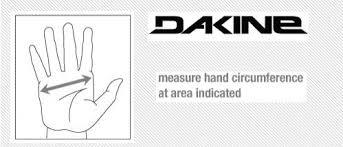 Dakine Womens Gloves Size Chart Tactics