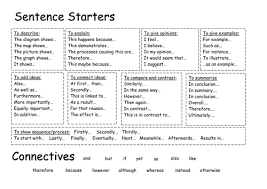 sentence starter and connectives mat by victoria teaching sentence starter and connectives mat by victoria1987 teaching resources tes