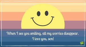 Love Quotes For My Son Gorgeous Sweet I Love You Messages And Quotes For My Children