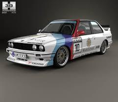 BMW M3 E30 DTM 1992 3D model - Hum3D