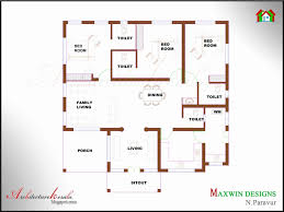 3 bedroom house plan indian style single in its elevations in prefeial