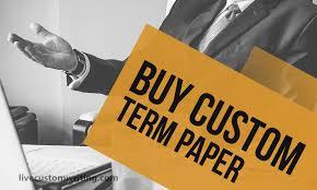 buy custom term paper on our website