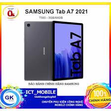 Nguyên Seal] Máy Tính Bảng Samsung Galaxy Tab A7 (3Gb/64Gb) Sm-T505 - Hàng  Chính Hãng