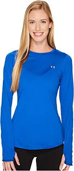 under armour women. under armour - ua coldgear® crew women