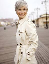 short cute grey pixie photos of short haircuts for older women 17