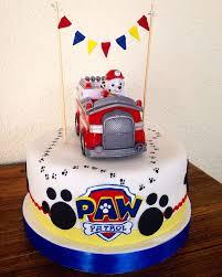 fbfccc47eef9a9d b c03a34 marshall birthday cake marshall party