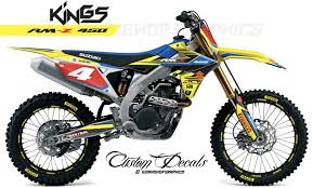 2018 suzuki 450 for sale.  450 2018 rmz 450 graphics kit to suzuki for sale
