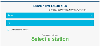 Trip Planner Calculator Did You Know Crossrail Already Has A Journey Planner