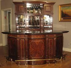 in home bar furniture. empire style home bar design in furniture a