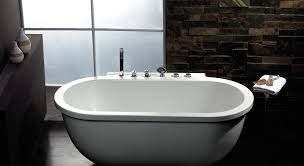 Tubs : Lovable Freestanding Tub With Air Jets Freestanding Bathtub ...