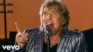 <b>Rod Stewart</b> - Have You Ever Seen The Rain (Official Music Video ...