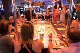 Wooden Horse Racing Dice Game And they're off at the Sigma Derby horse race Las Vegas Review 96