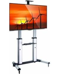 100 inch tv stand. Modren Inch Mount Factory Heavy Duty Rolling TV Stand Mobile Cart With For 60 100 Intended Inch Tv 0
