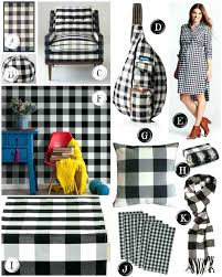 buffalo check rug red my favorite modern items a pattern loving bright green door