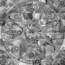 Pattern Doodle Unique Decoration