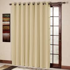 Photo 4 of 5 RHF Wide Thermal Blackout Patio Door Curtain Panel, Sliding  Door Insulated Curtains,Thermal Curtains
