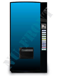 Vending Machine Front Graphics Enchanting STA Graphics Custom Vending Machine Graphics For Bubble Front