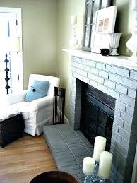 grey brick fireplace grey brick fireplace grey brick gray brick fireplace wood mantel red brick fireplace