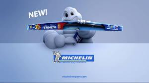 Michelin Wiper Chart Michelin Stealth Wiper Blades