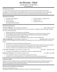 Resume Examples For Warehouse | Resume Examples And Free Resume