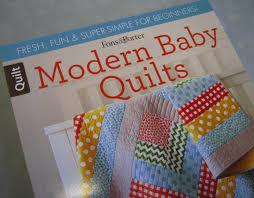 Fons & Porter Modern Baby Quilts &  Adamdwight.com