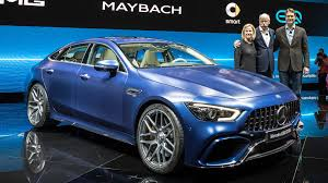 It has a unique way of embodying our brand's core driving performance and, with its systematic configuration, it will attract new customers for. 2019 Mercedes Amg Gt 4 Door Coupe Starts At 136 500
