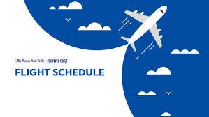 Travel Schedule Flight Schedule Travel Phnom Penh Post
