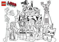 12 Best Lego Movie Coloring Pages Images Lego Movie Coloring Pages