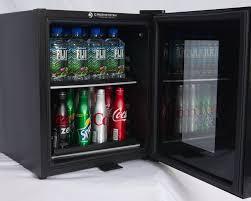 Distinctive Glass Door Beverage Cooler Beverage Refrigerator ...