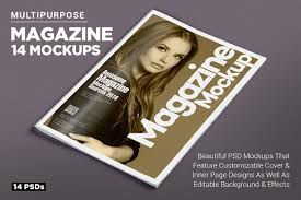 photoshop magazine cover template. Magazine Cover PSD Templates 54 Free PSD AI Vector EPS Format