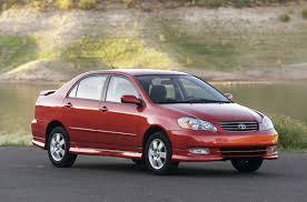 2003-2006 Toyota Corolla Photo Gallery - Autoblog