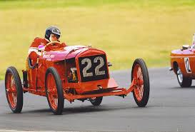 Story behind Australia's oldest racing car, the Wikner Special ...