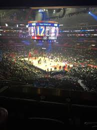 Staples Center Section Suite A37 Los Angeles Clippers Vs