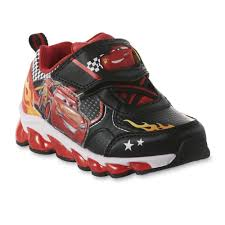 Cars Light Up Shoes Details About New Boys Disney Cars Light Up Sneakers Size 6
