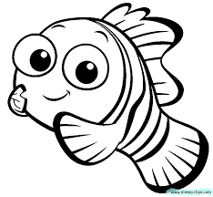 Small Picture Disney Finding Nemo Coloring Pages GetColoringPagescom