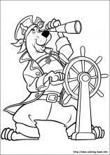 Small Picture Scooby Dou coloring pages on Coloring Bookinfo