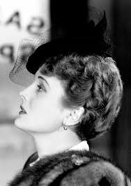 mary astor short 1940s hairstyles