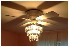 fan and chandelier combo ceiling fan chandelier combo crystal chandelier fan combo