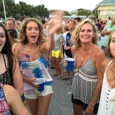 """Alicia Toal on Twitter: """"Beach band party with my Girls. #fam #OIB ..."""