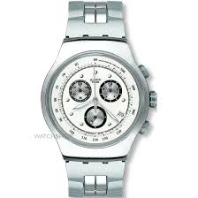 men s swatch wealthy star chronograph watch yos401g watch shop mens swatch wealthy star chronograph watch yos401g