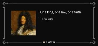 Xiv Quote Simple TOP 48 QUOTES BY LOUIS XIV AZ Quotes