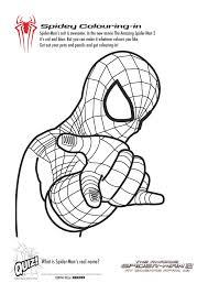 Small Picture Spiderman Printable Coloring Pages Coolest Full Page Printable