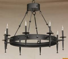1080 8 contemporary spanish style wrought iron chandelier