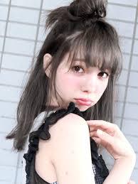 韓国女子必見シースルーバングの切り方巻き方をおさらいしよ