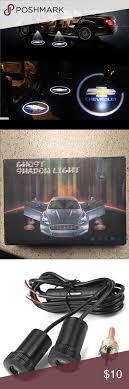Chevy Shadow Lights 2 Brand New Chevy Chevrolet Ghost Shadow Lights Chevy Logo