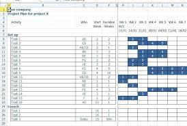 Project Plan Template Excel 2007 Jasonwang Co