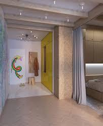 dozen home workspaces. Brilliant Dozen Dozen Home Workspaces Bright Homes In Three Styles Pop Art Scandinavian  And On Dozen Home Workspaces